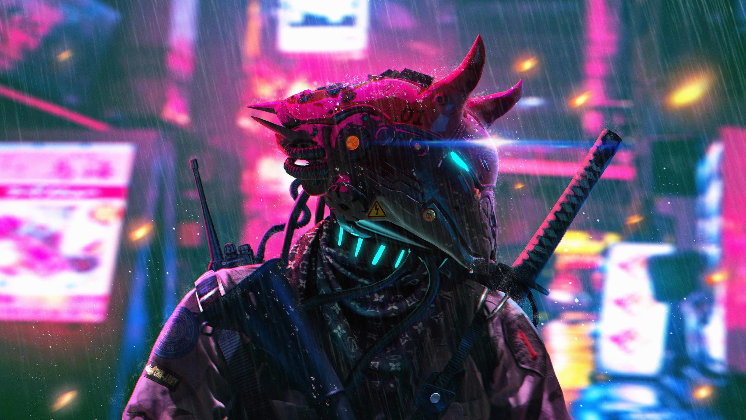 Cyberpunk Wallpaper 4k Posted By Samantha Johnson