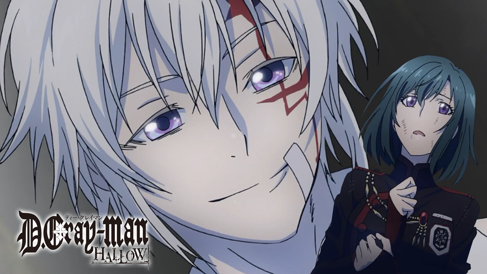 D Gray Man Hallow Wallpaper Posted By Samantha Simpson