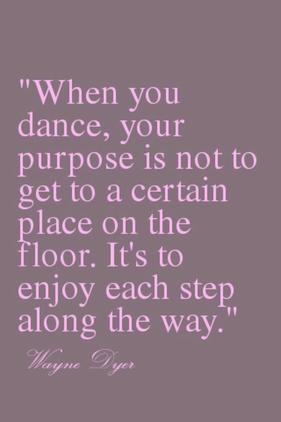 Dance Quotes Wallpapers Posted By Christopher Thompson