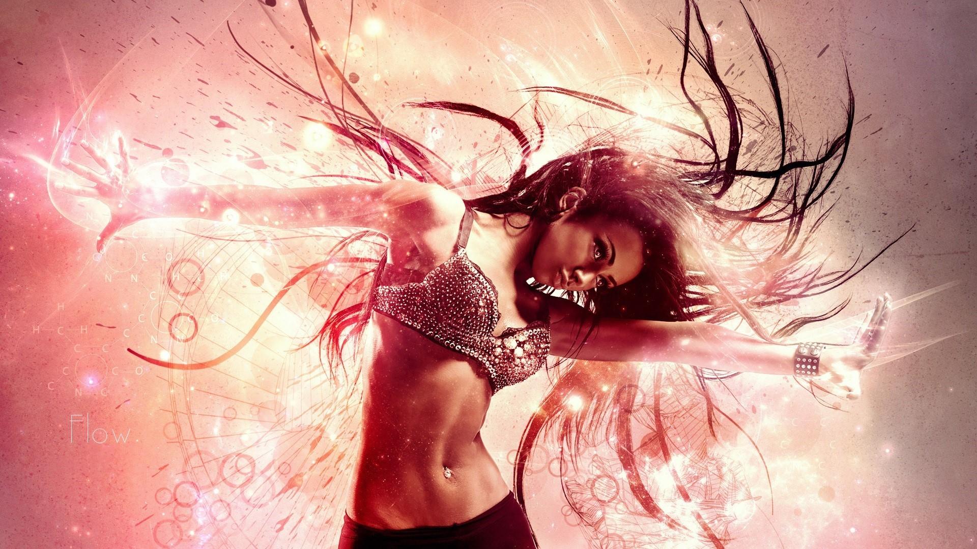 Erotic Dance Girl Hd