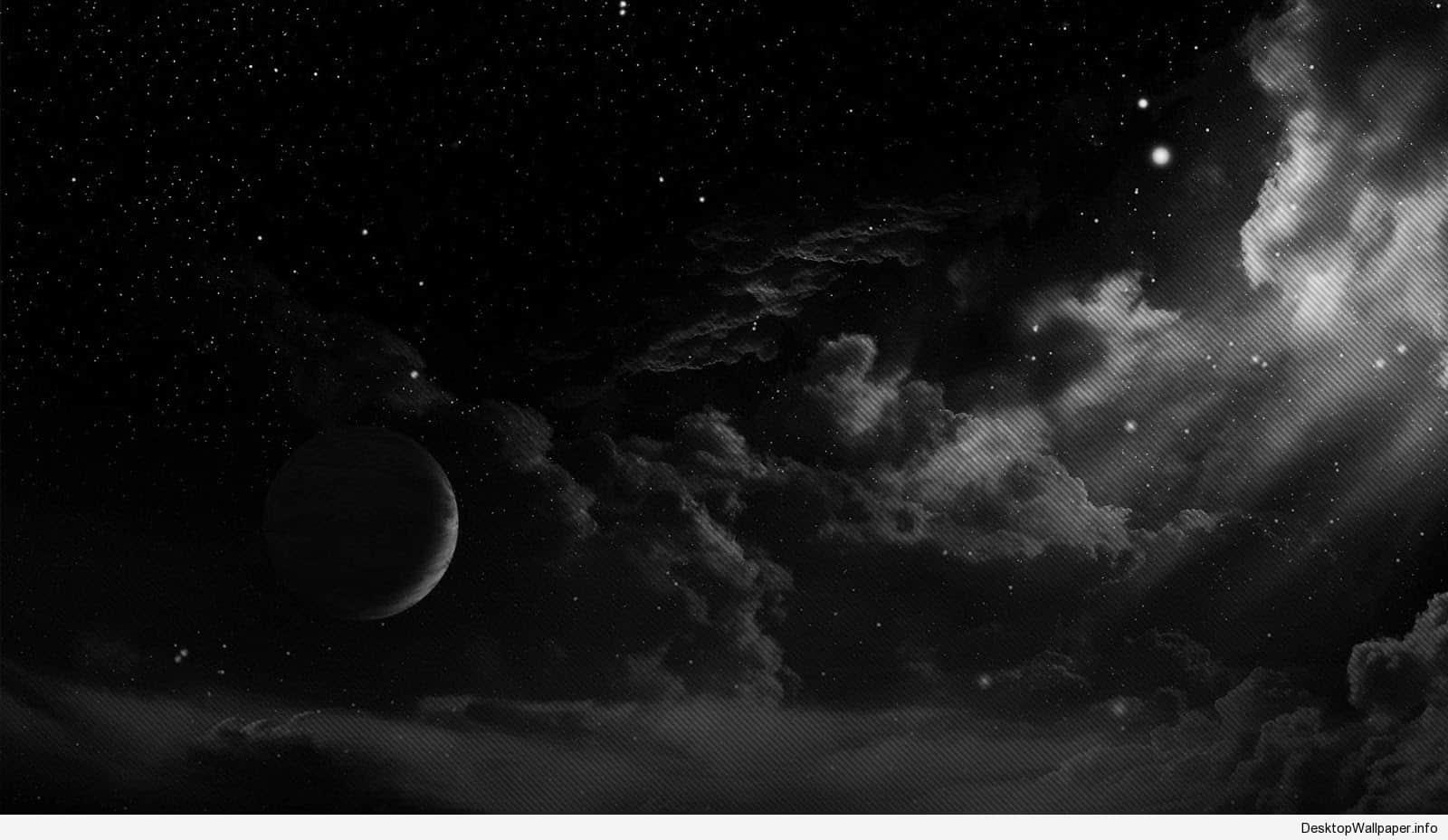 Dark Aesthetic Desktop Wallpaper Posted By John Tremblay