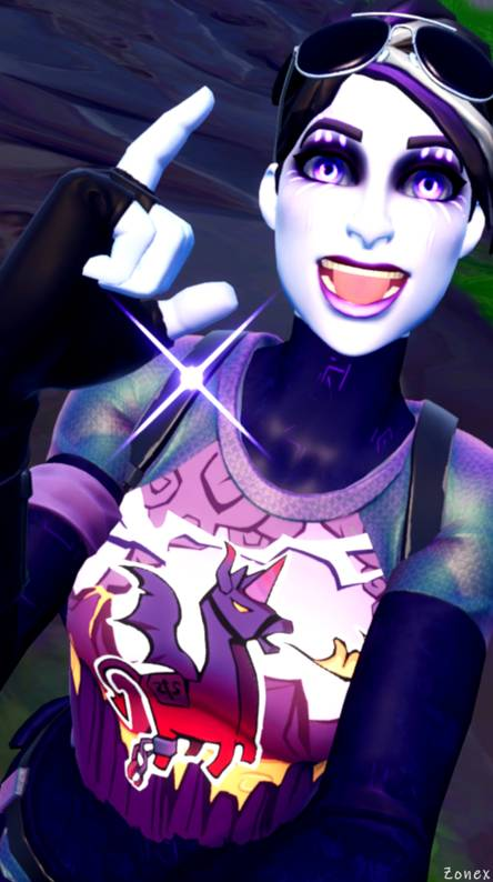 Dark Bomber Fortnite Wallpapers Posted By Zoey Walker