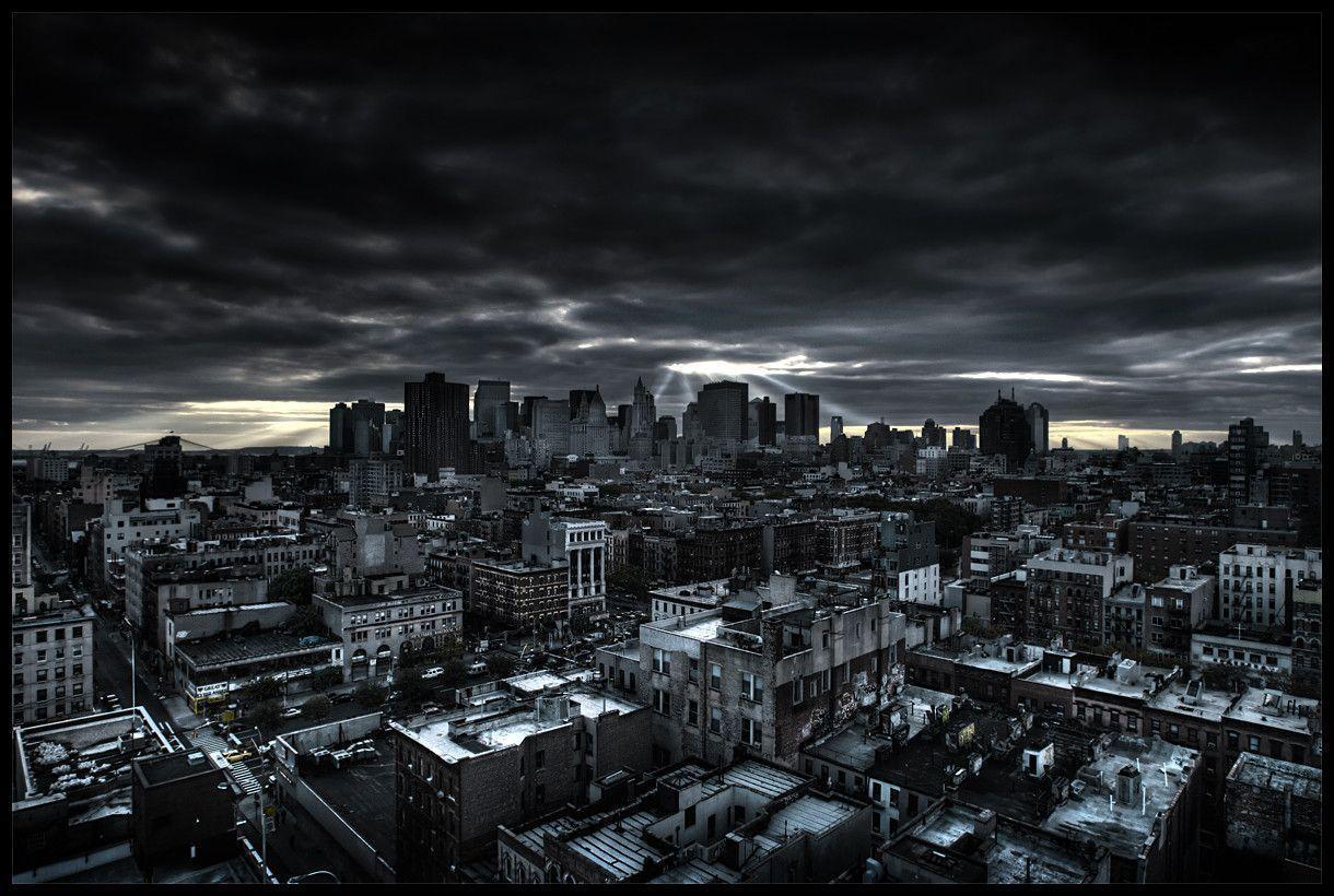 25+ Dark City Wallpaper 4K Images