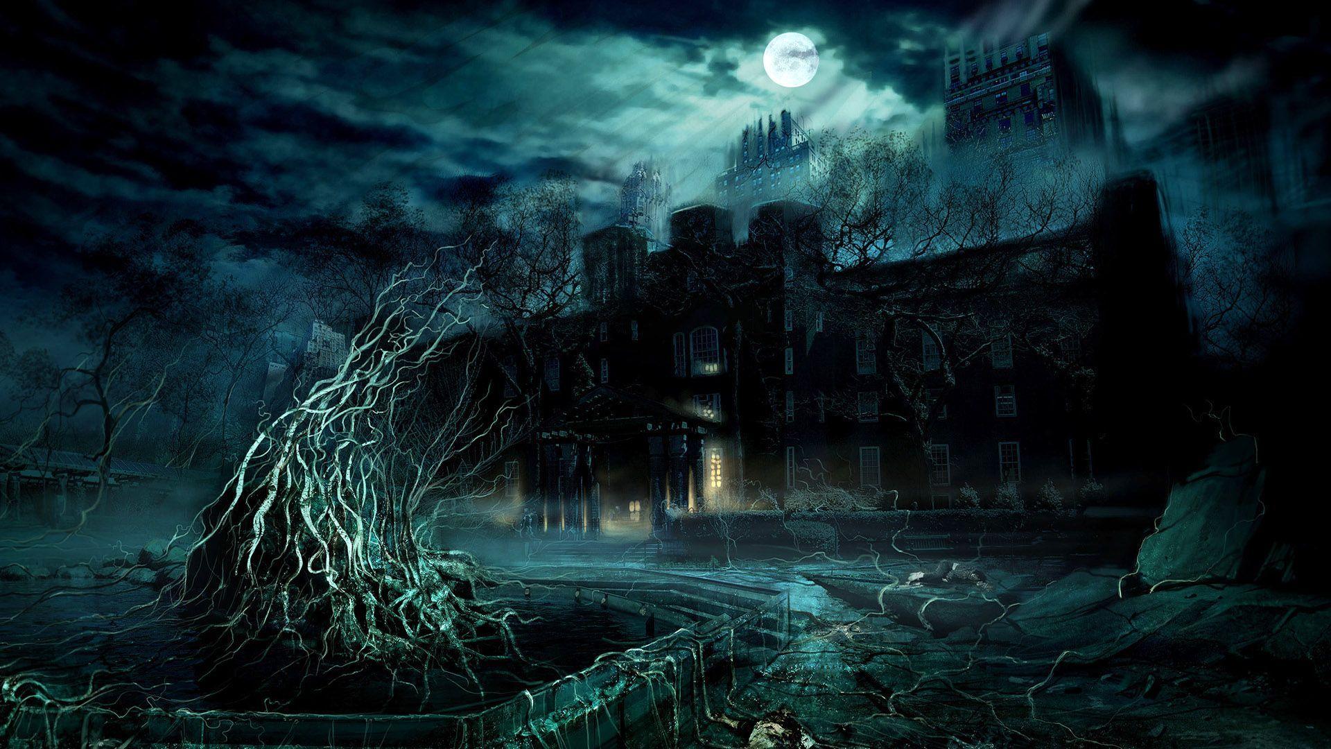 Dark Fantasy Desktop Backgrounds Posted By Christopher Peltier