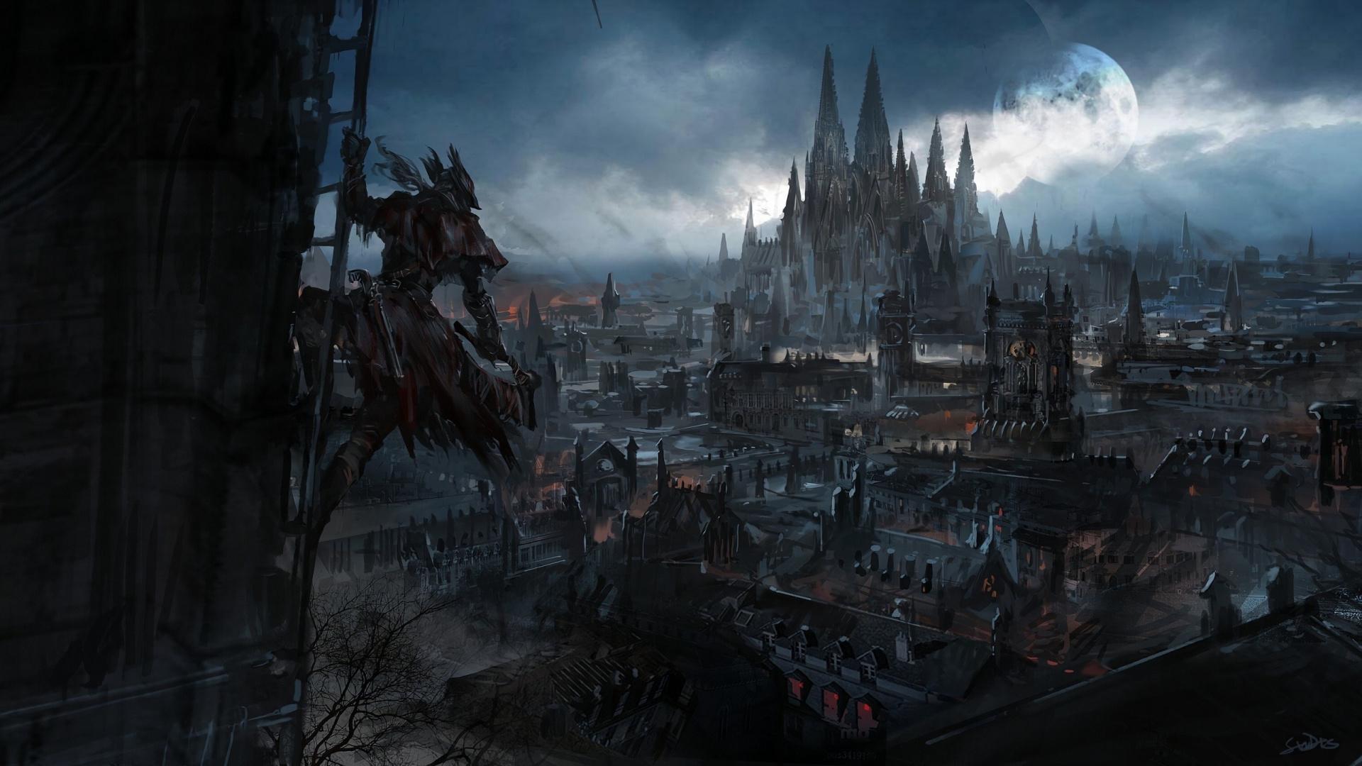 Dark Fantasy Wallpaper Hd Posted By Samantha Mercado