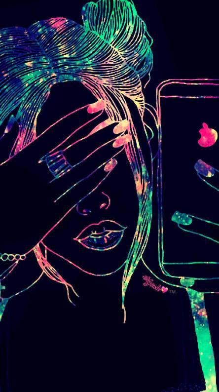 Dark Girly Wallpaper Posted By Sarah Johnson