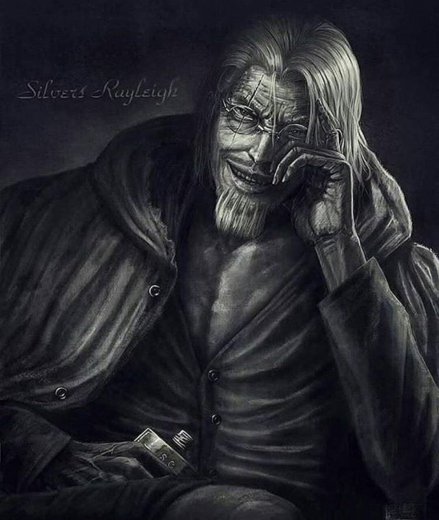 Dark King Rayleigh Posted By Ethan Mercado