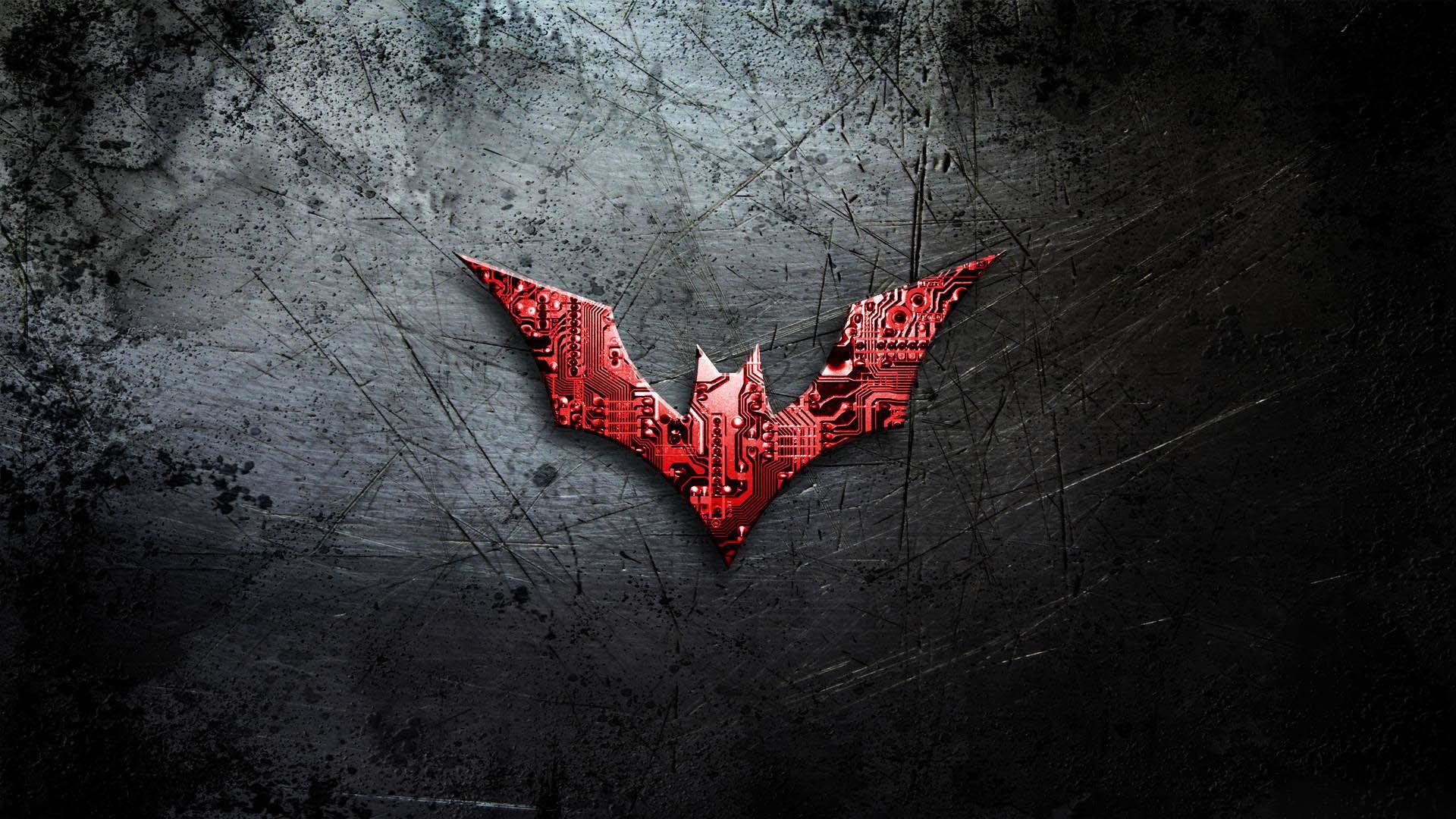 Dark Knight Logo Wallpaper Hd Posted By Zoey Mercado