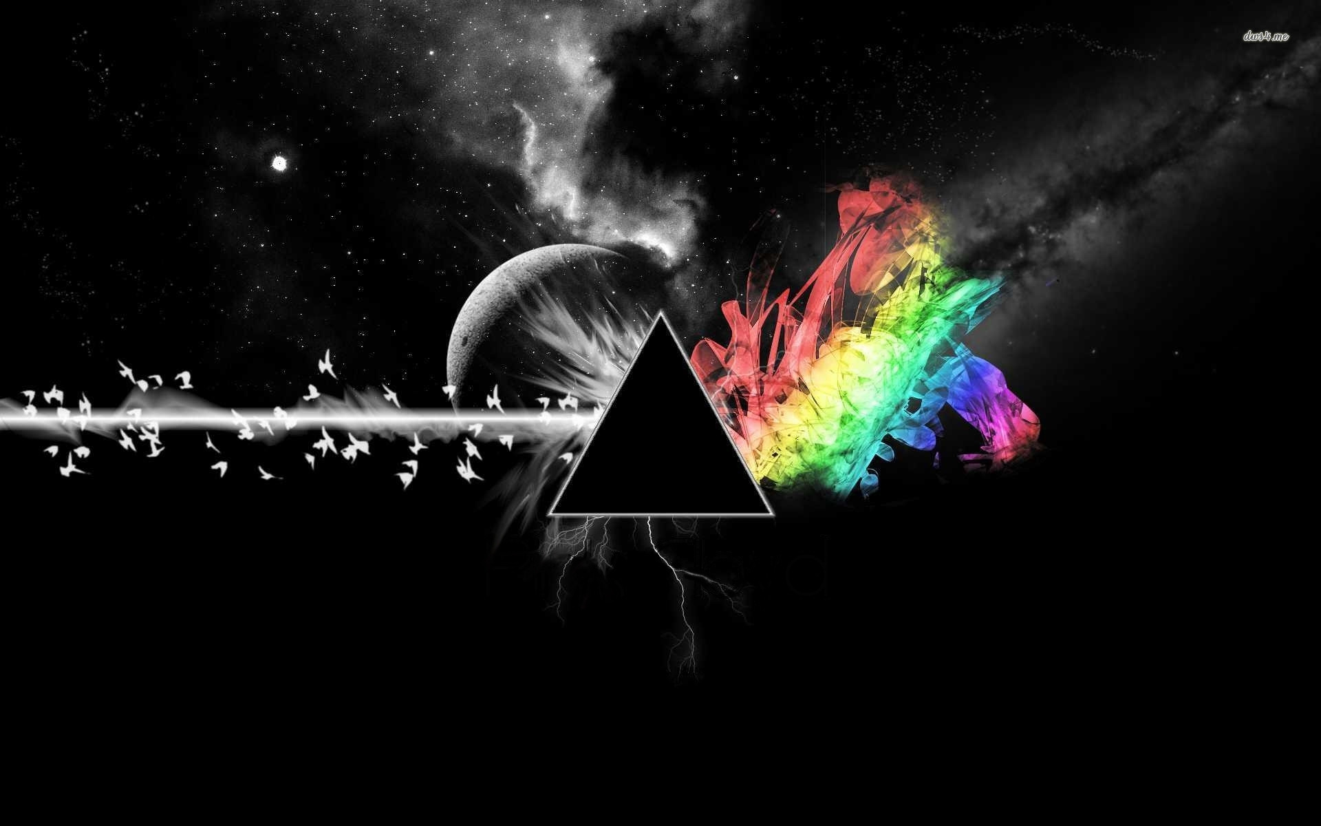 Dark Rainbow Wallpaper Posted By Zoey Thompson