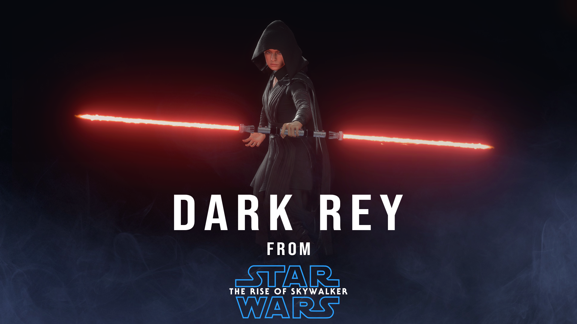 SiRMEs Dark Rey at Star Wars Battlefront II 2017 Nexus