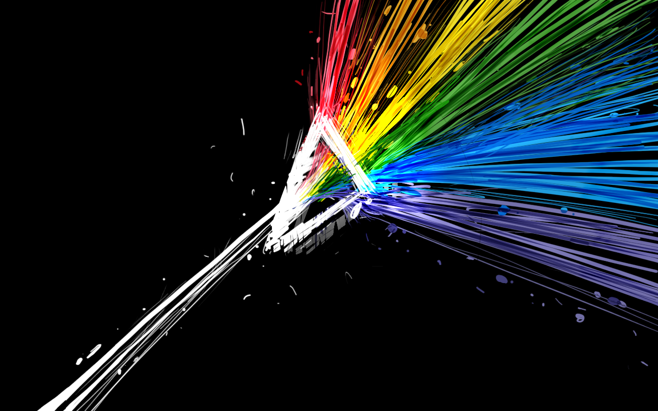 Dark Side Of The Moon Wallpaper 1920x1080 Posted By Samantha Thompson