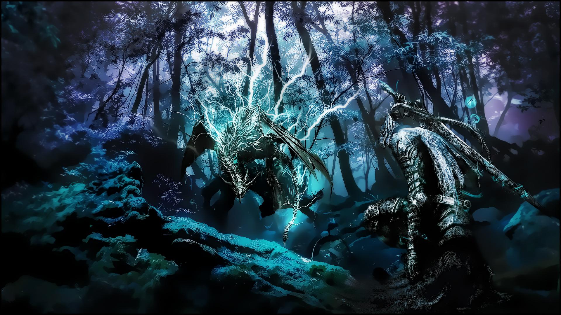 Dark Souls 1 Wallpaper