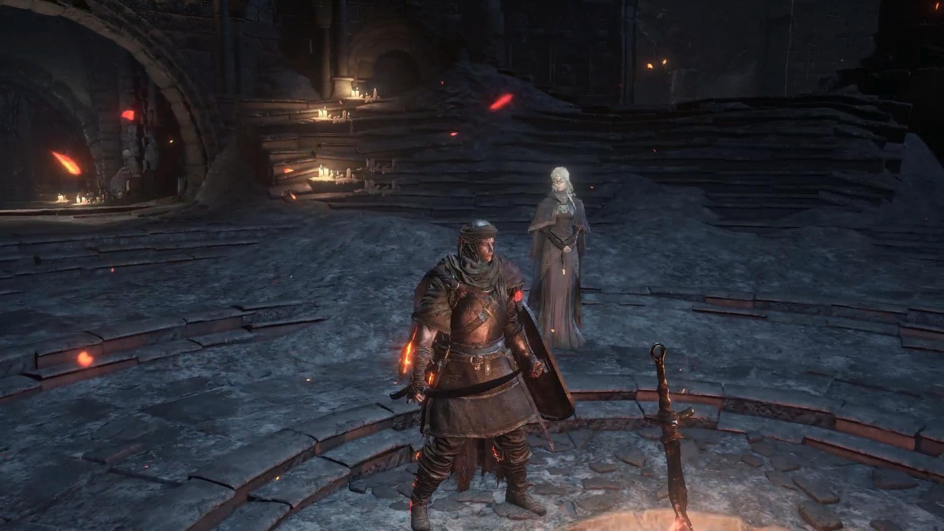 Dark Souls 3 Bonfire Wallpaper Posted By Ethan Thompson