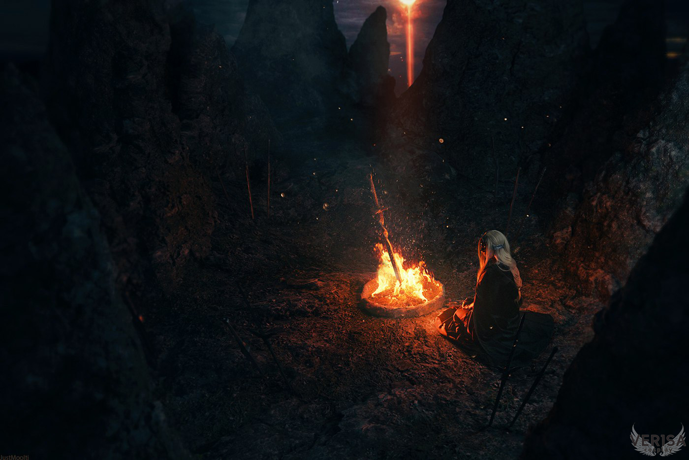 Dark Souls 3 Bonfire Wallpaper Posted By Zoey Thompson