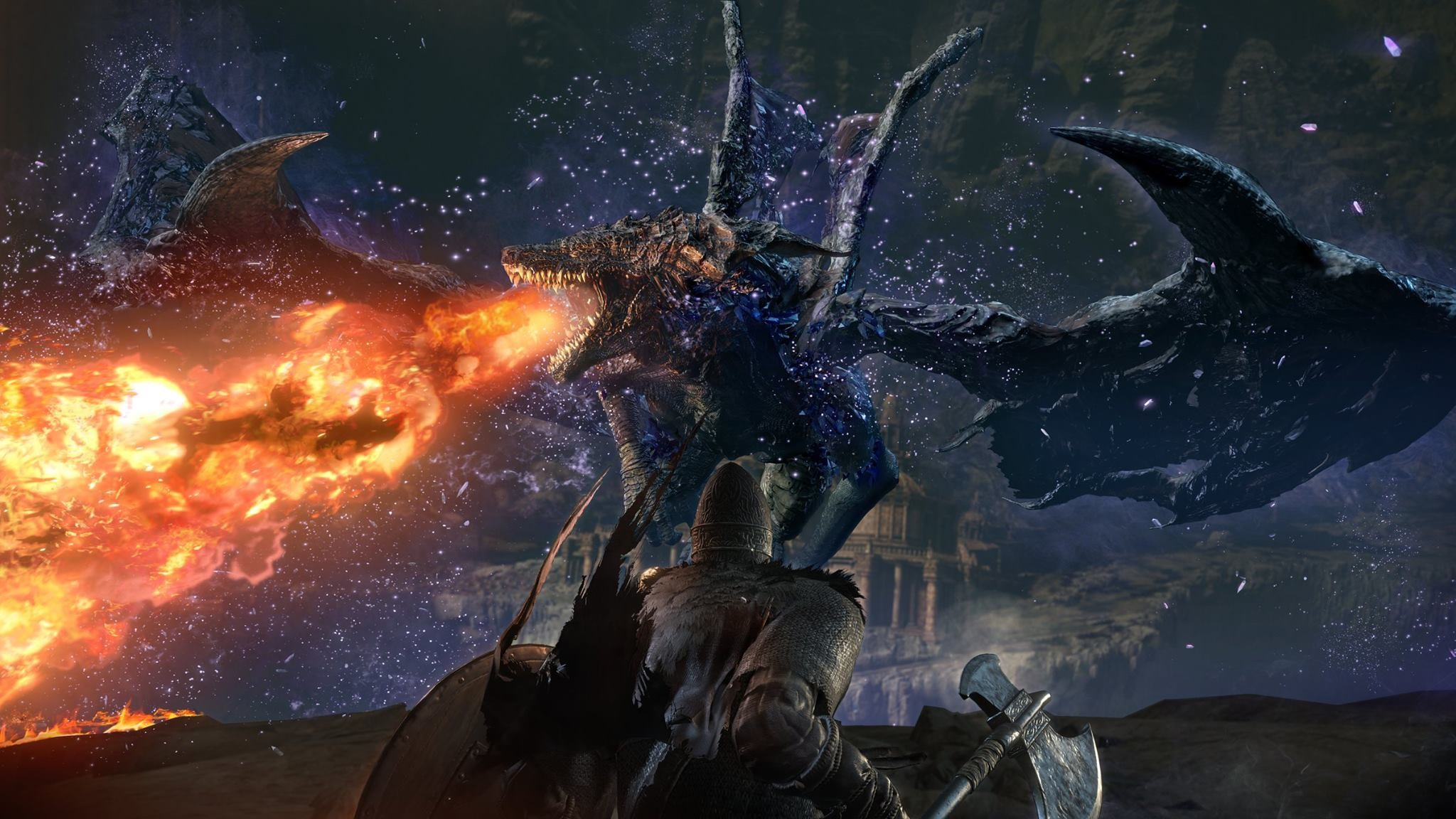Dark Souls 3 Ringed City Wallpaper Posted By Christopher Sellers