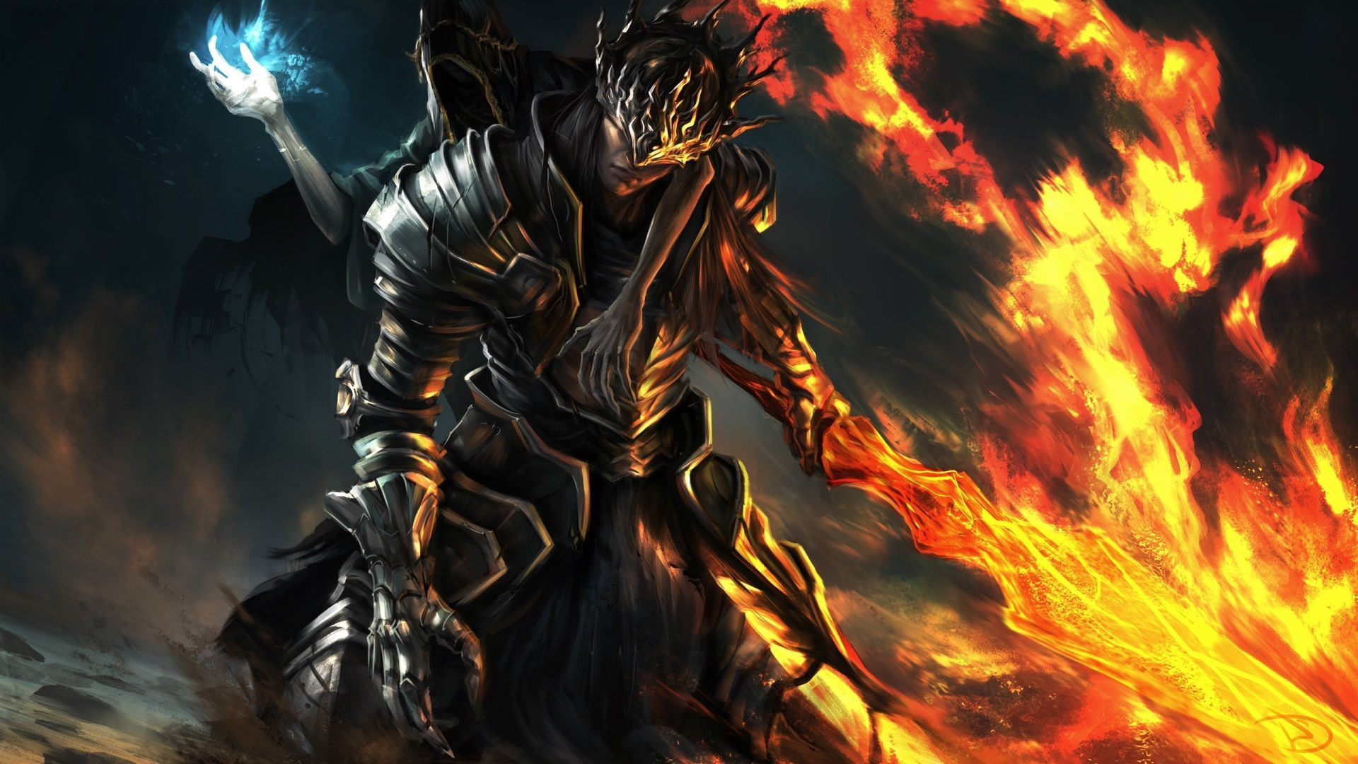 Dark Souls Abyss Watchers Wallpaper Posted By Ethan Peltier