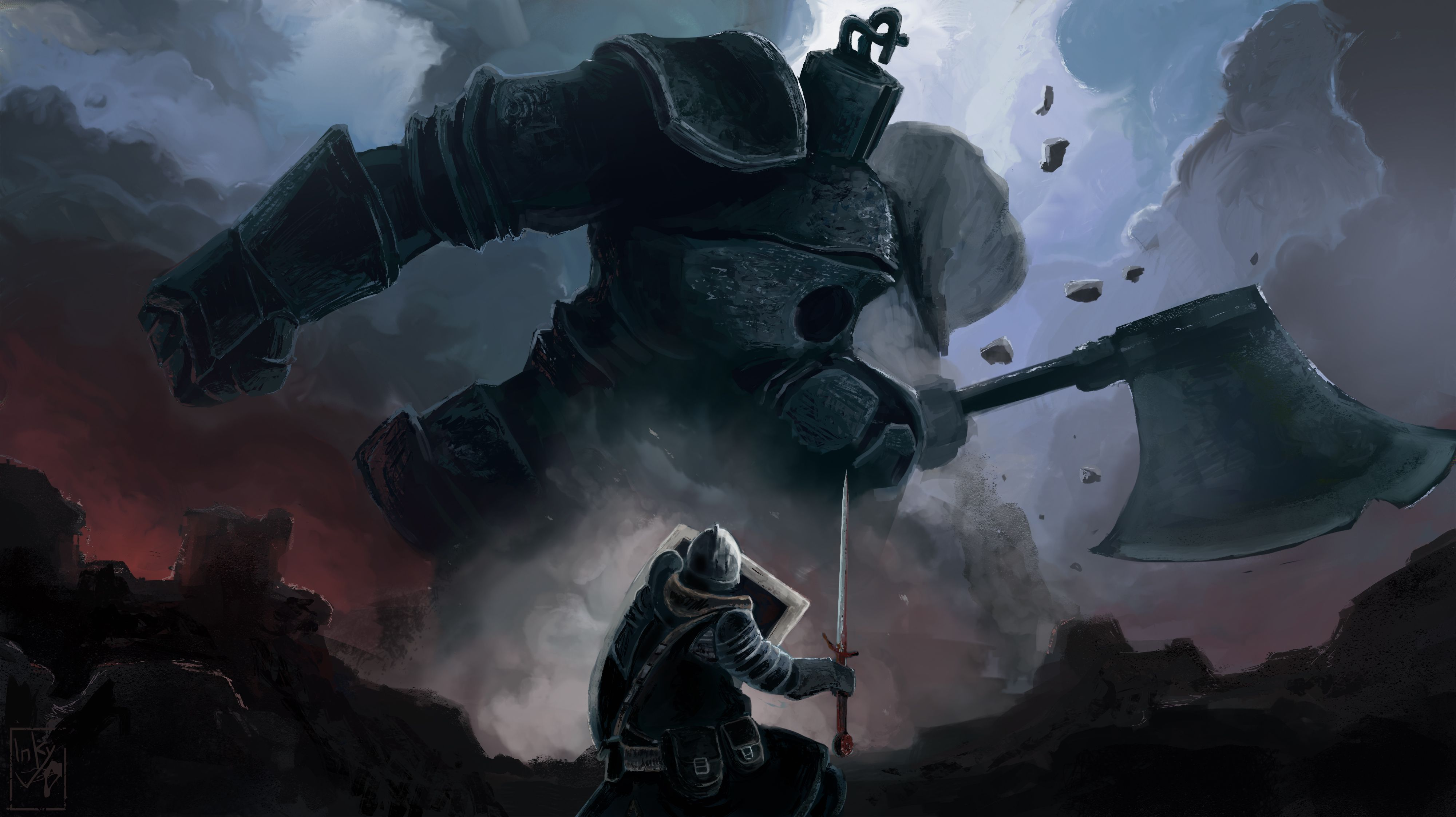 Dark Souls Desktop Wallpaper Posted By Christopher Cunningham