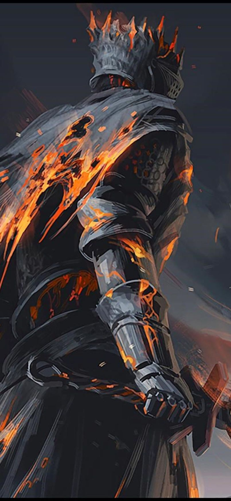 Dark Souls Iphone Background Posted By Samantha Anderson