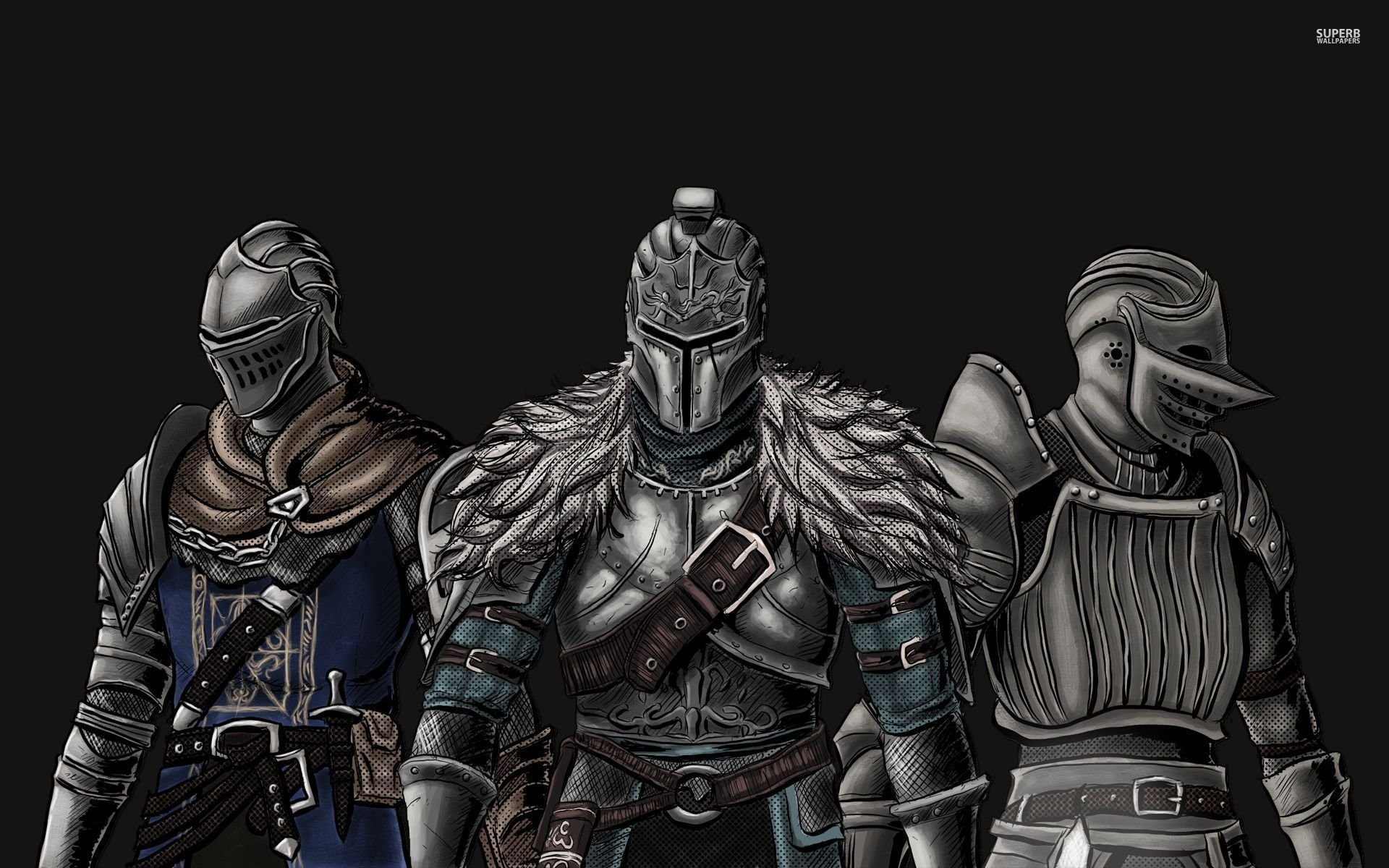 Dark Souls Knight Wallpaper Posted By John Mercado