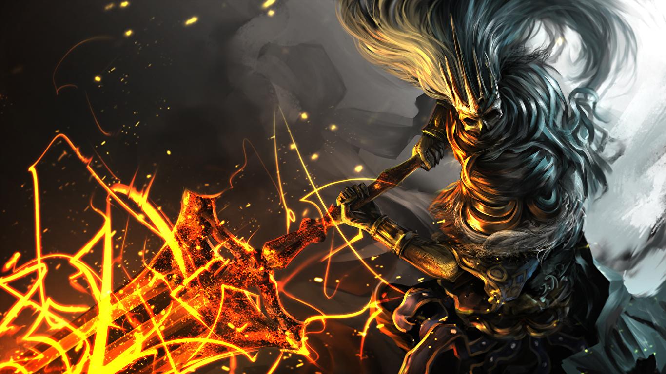 Yhorm The Giant Dark Souls 3 Fanart Zbrushcentral