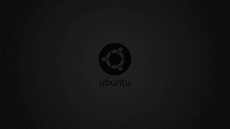 Dark Ubuntu Wallpaper Posted By Samantha Peltier