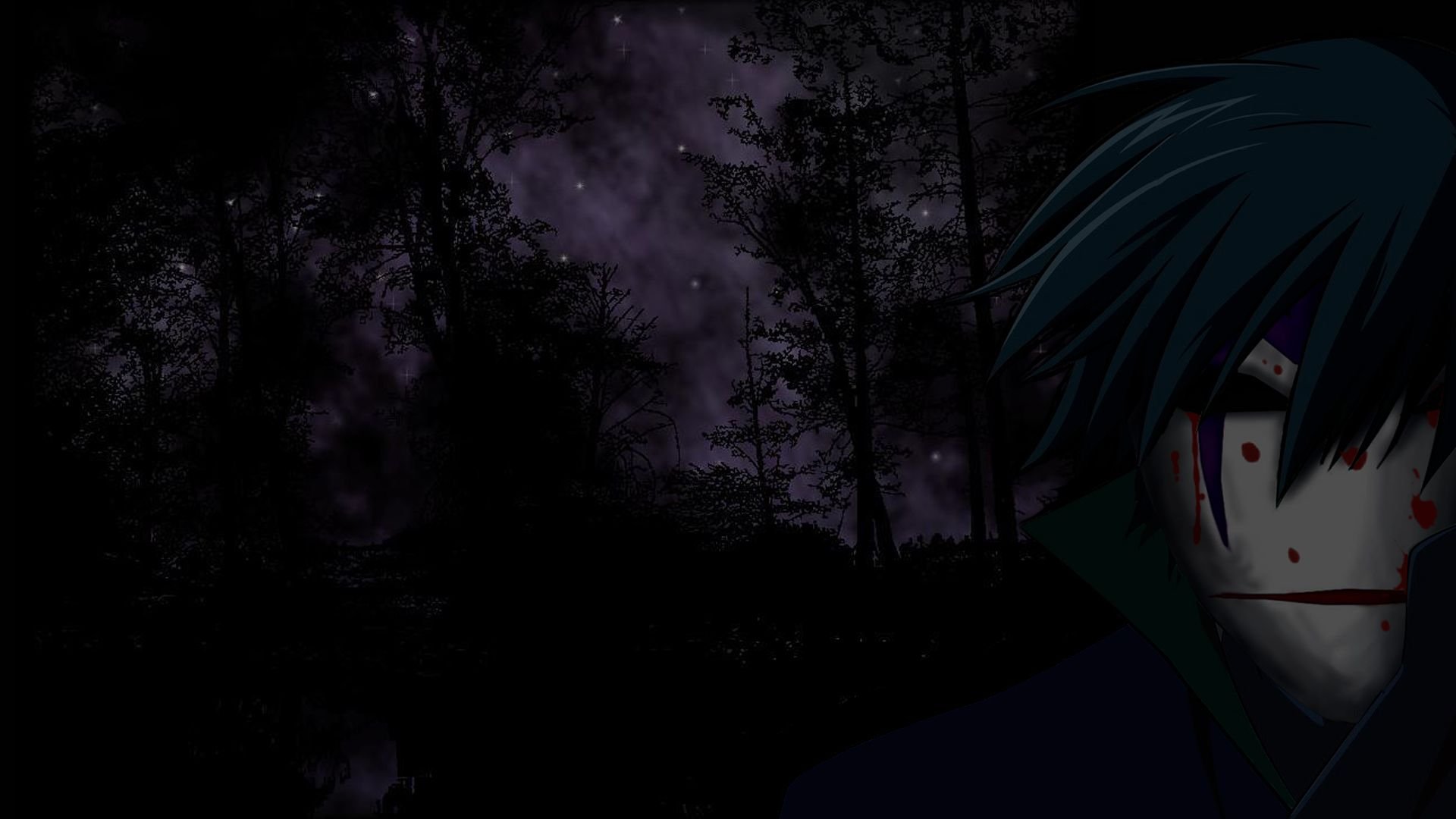 Darker Than Black Mask Wallpaper Posted By Ethan Peltier