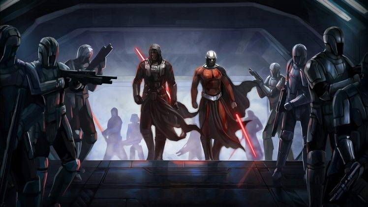 Star Wars Sith Movie Art Darth Revan Darth Malak