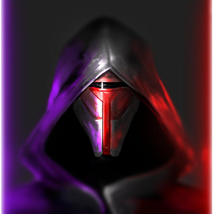 Star Wars Darth Revan Darth Revan Mask Free Wallpaper