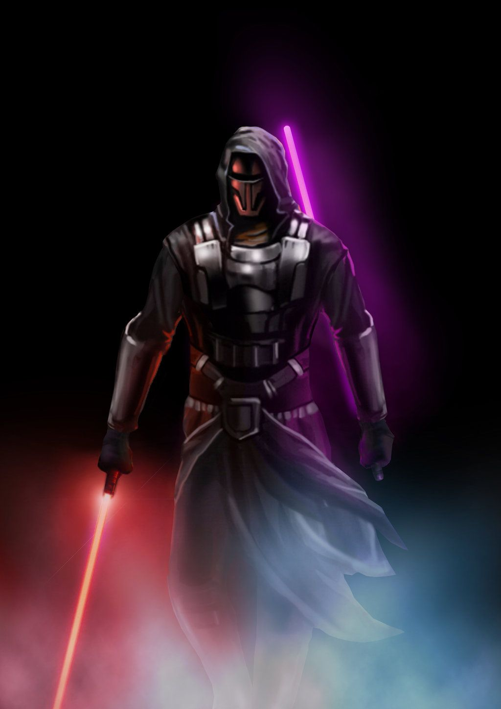 Revan The Prodigal Knight by ElijahEJ Star wars images