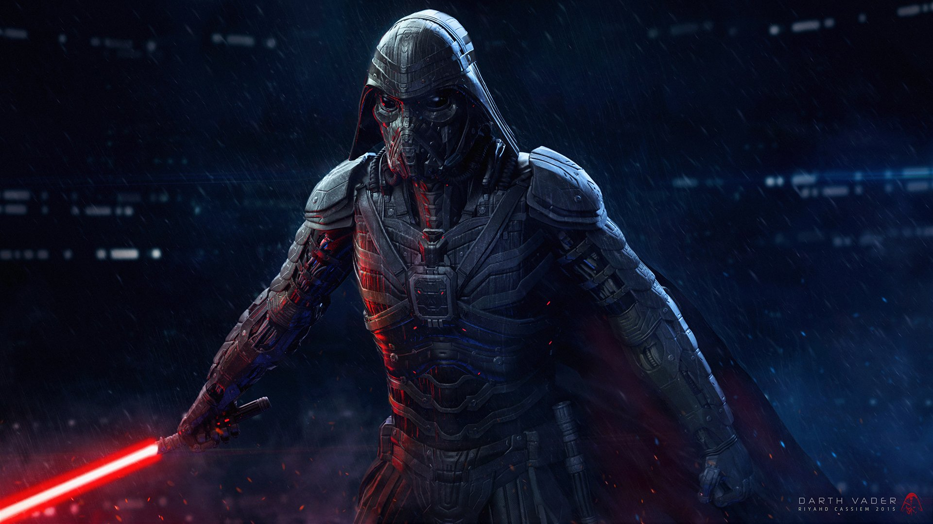 Darth Vader 1920x1080 Wallpaper Posted By Michelle Tremblay