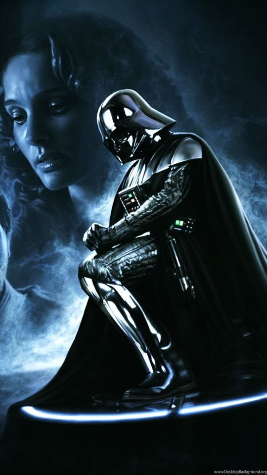 Darth Vader Desktop Wallpaper Posted By John Thompson