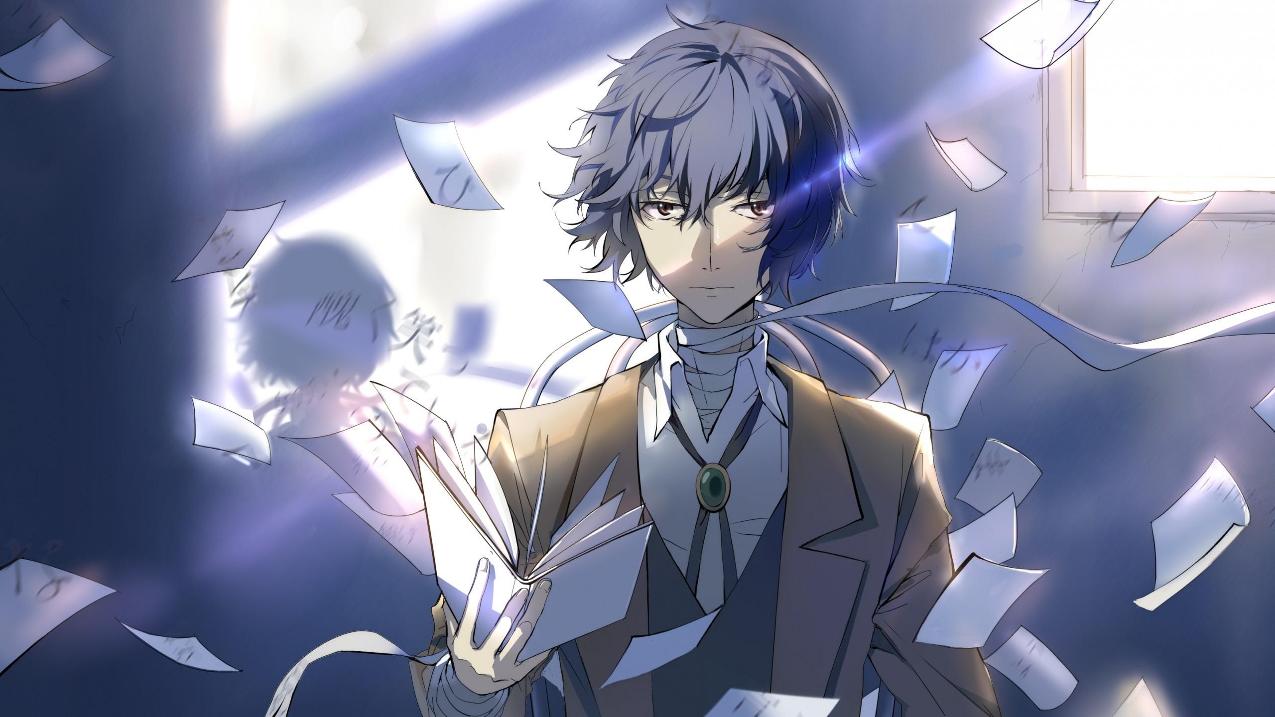 Dazai Wallpapers Posted By John Sellers