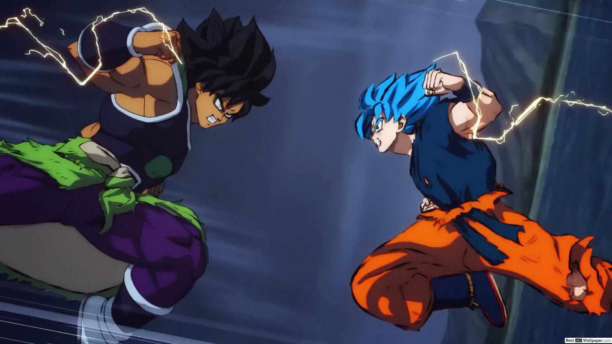 Dbs Broly Wallpaper Hd Posted By Ethan Anderson