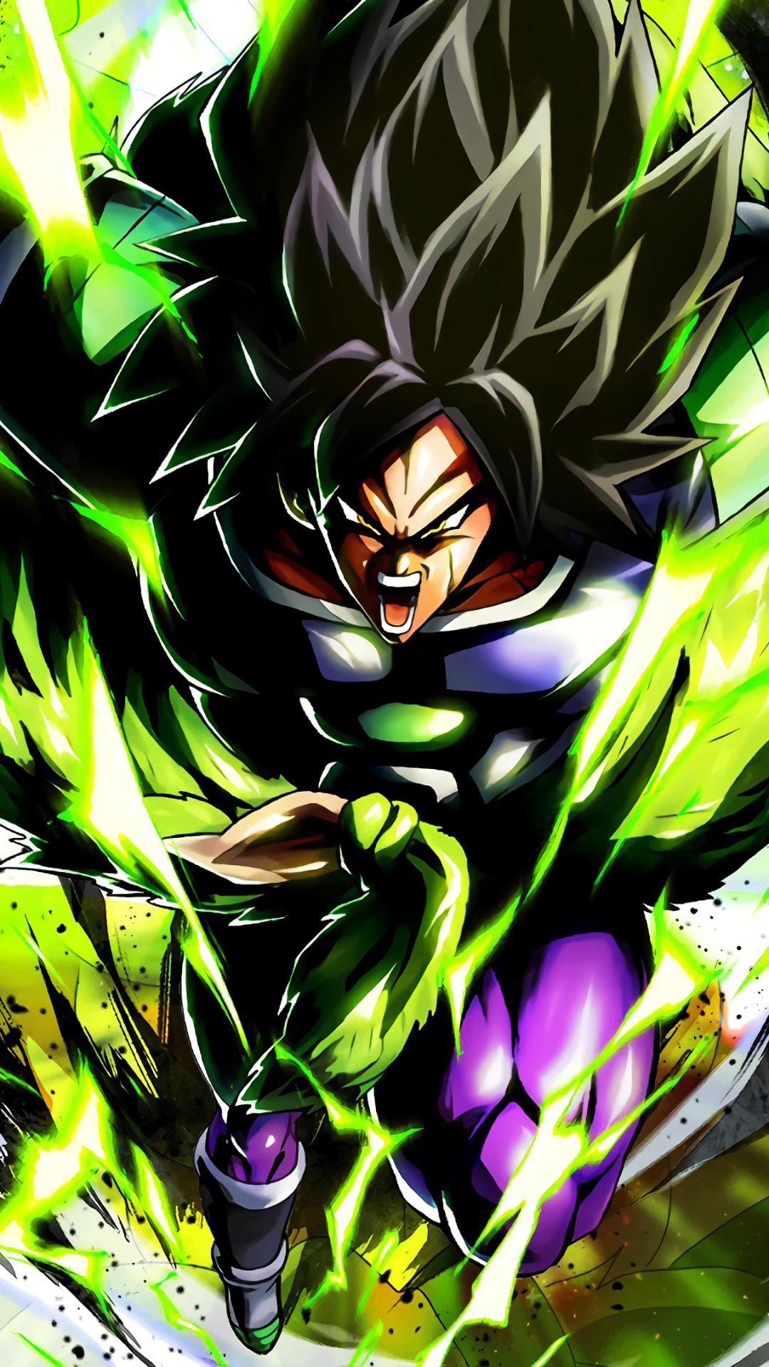 Dbs Broly Wallpaper Posted By Christopher Sellers