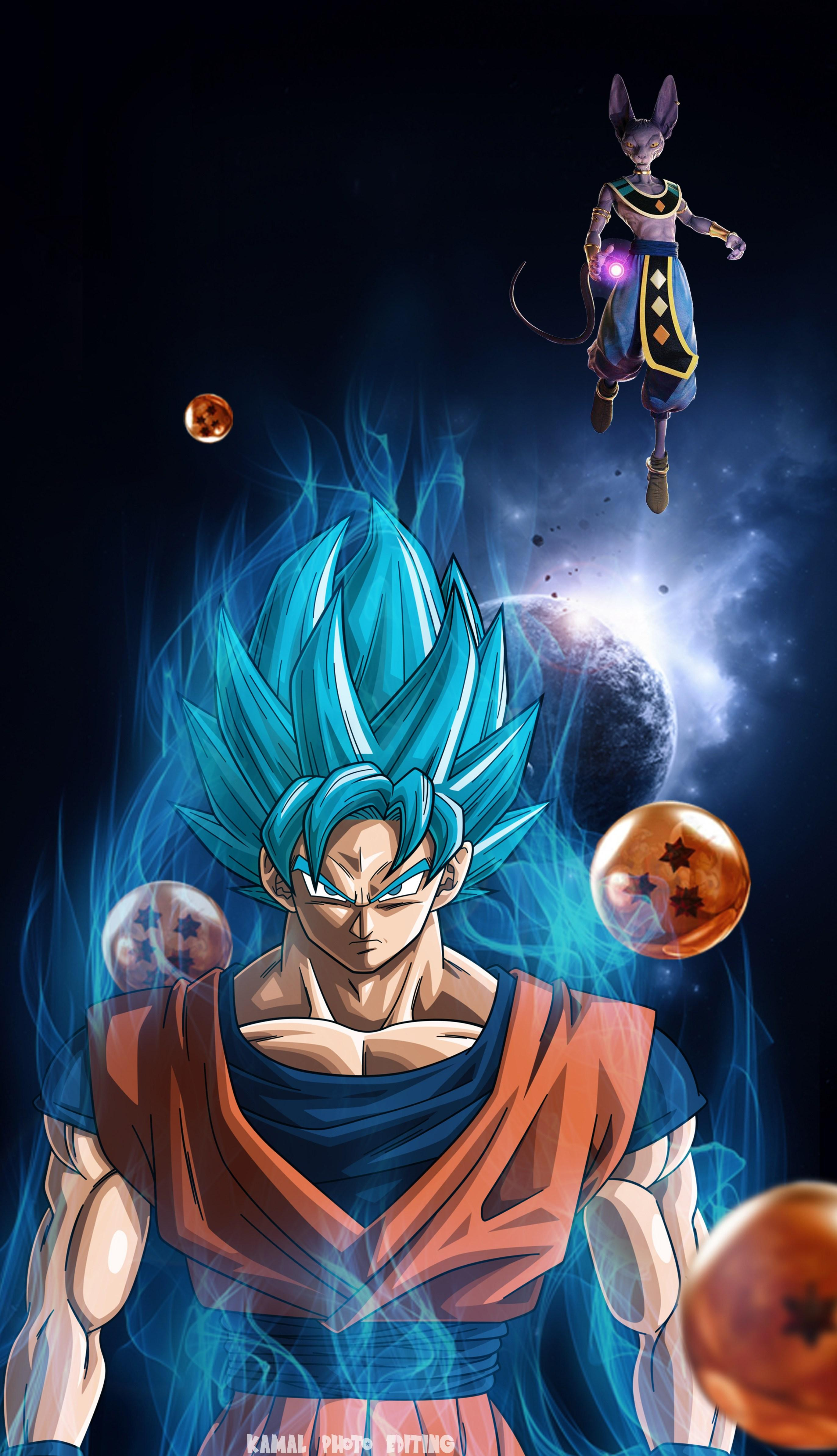 Dbz Live Wallpaper Iphone Posted By Ethan Mercado