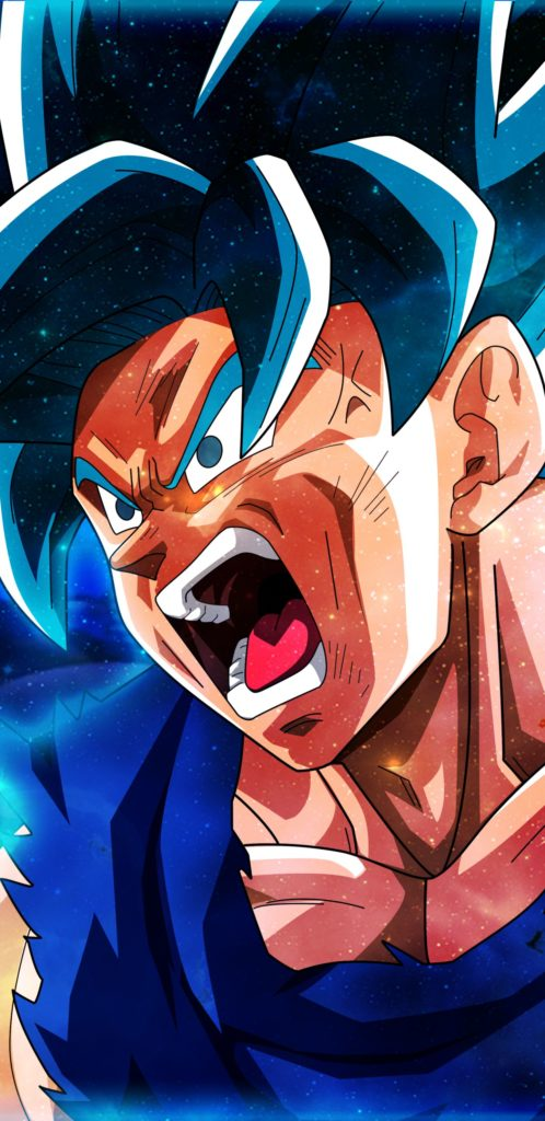 Goku Dragon Ball Z wallpaper for Samsung S10S10