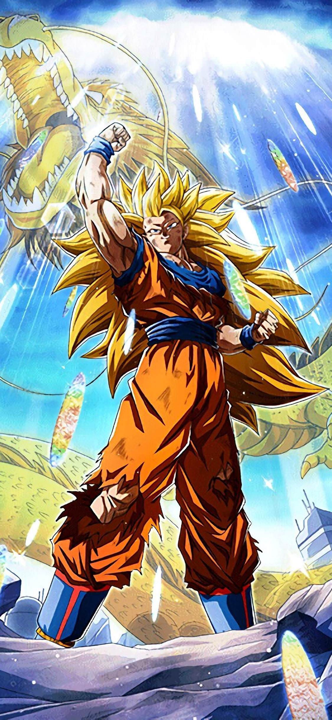 Dbz Wallpaper Iphone Posted By Michelle Johnson