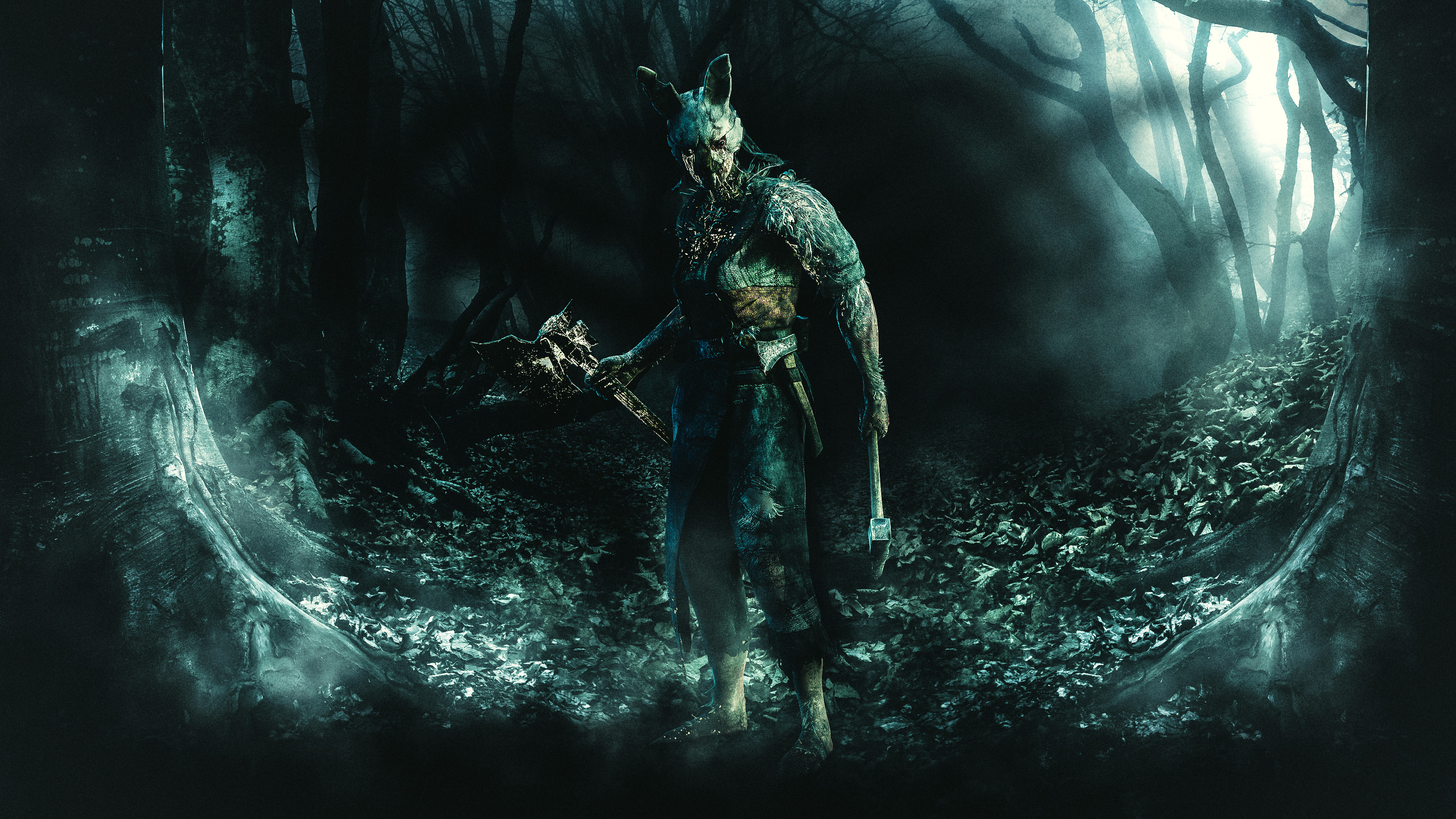 Dead By Daylight Legion Wallpaper Posted By Christopher Cunningham