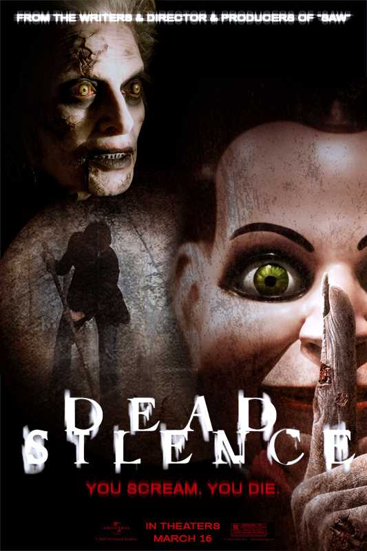 Dead Silence Posters Posted By Samantha Tremblay