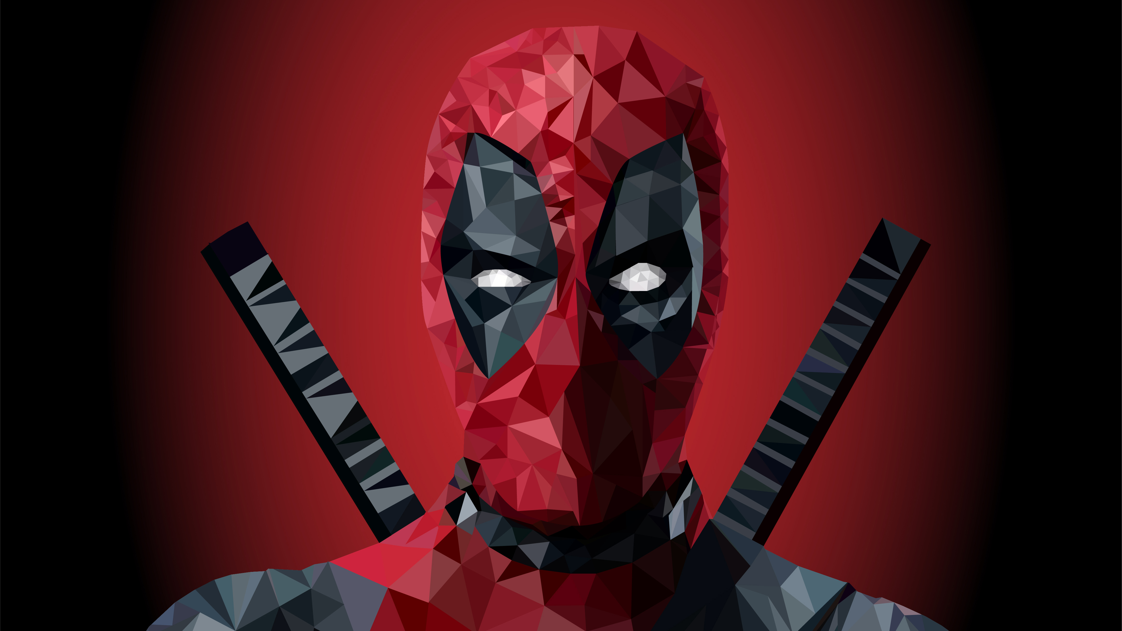 Deadpool Wallpaper 4k Posted By Ryan Thompson