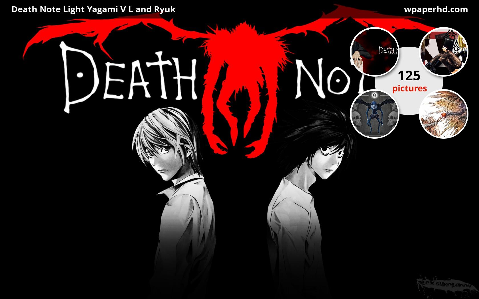 Death Note Hd Posted By Ryan Tremblay