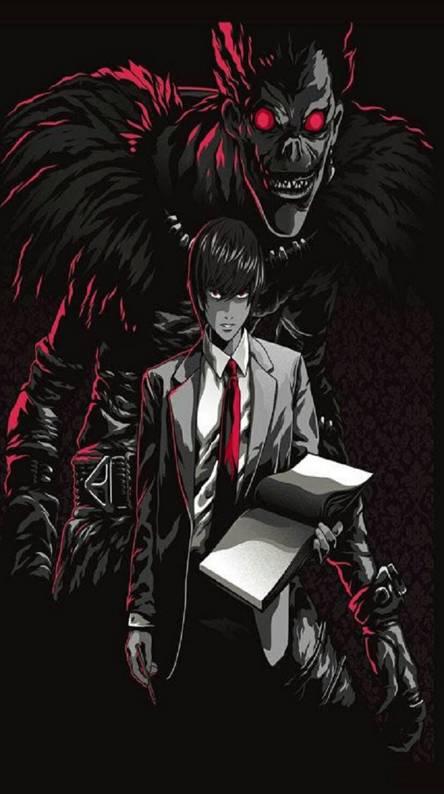 Anime Wallpaper HD: Ryuk Death Note Wallpaper 4k