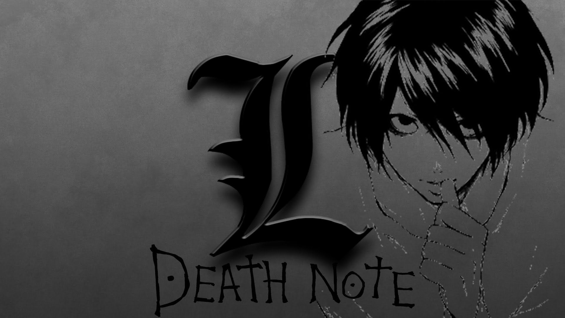 Death Note L Wallpaper Posted By Michelle Cunningham