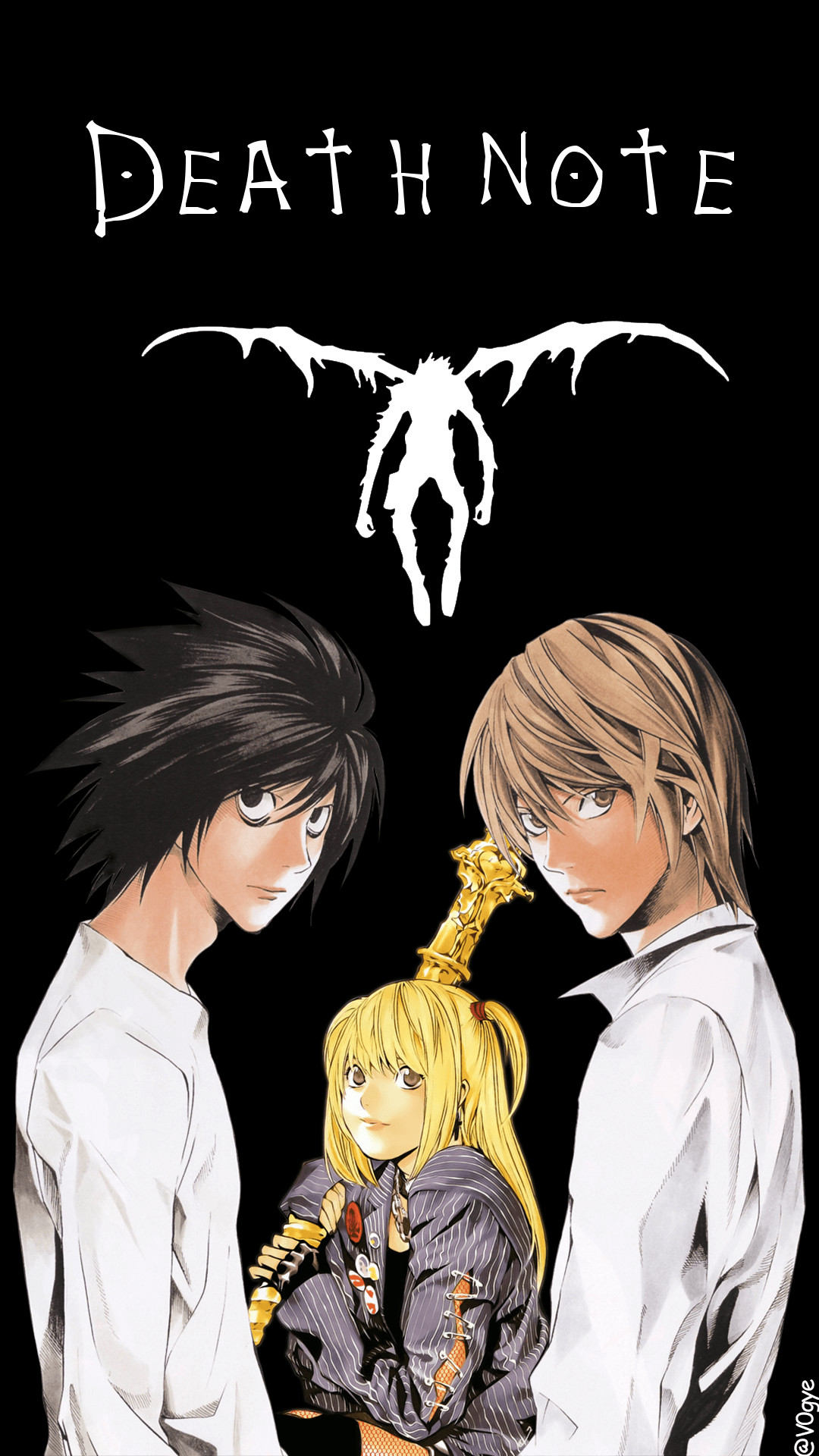 Death Note Wallpaper L Posted By Zoey Johnson