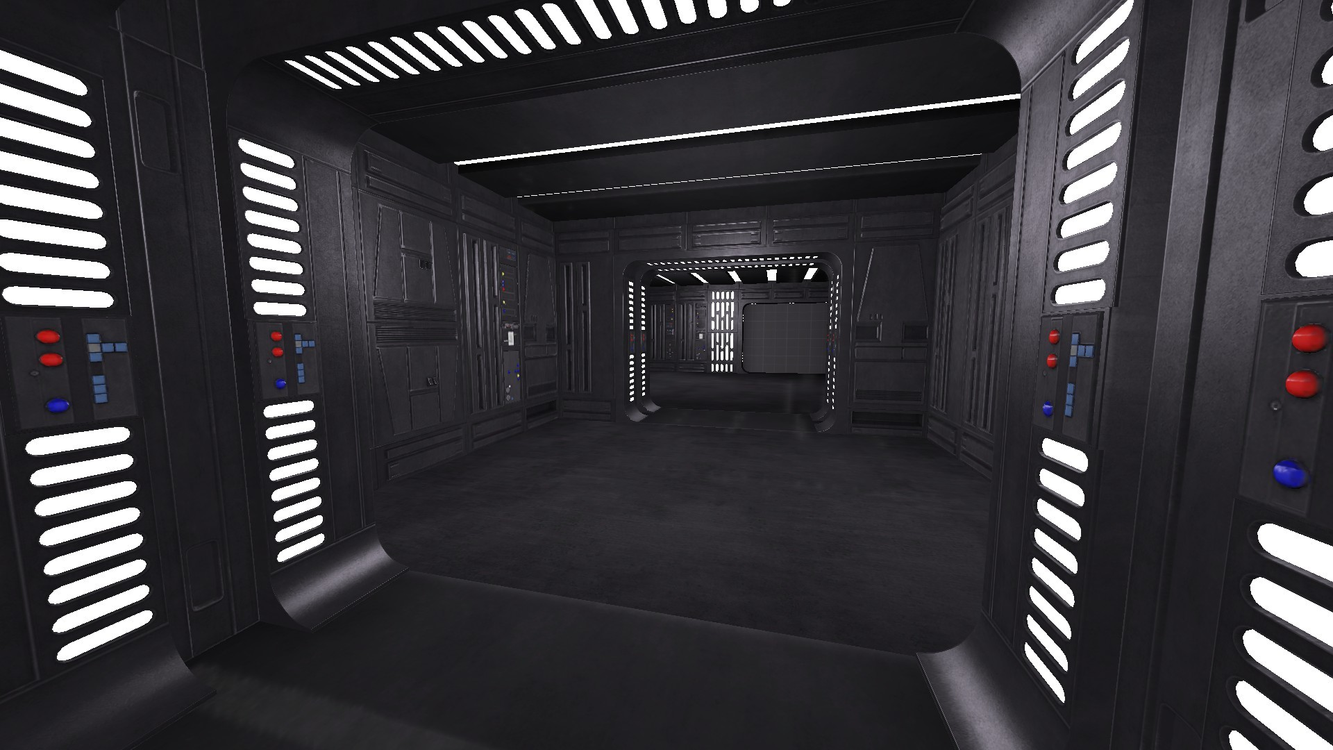 Death Star Interior Background Posted By Sarah Sellers