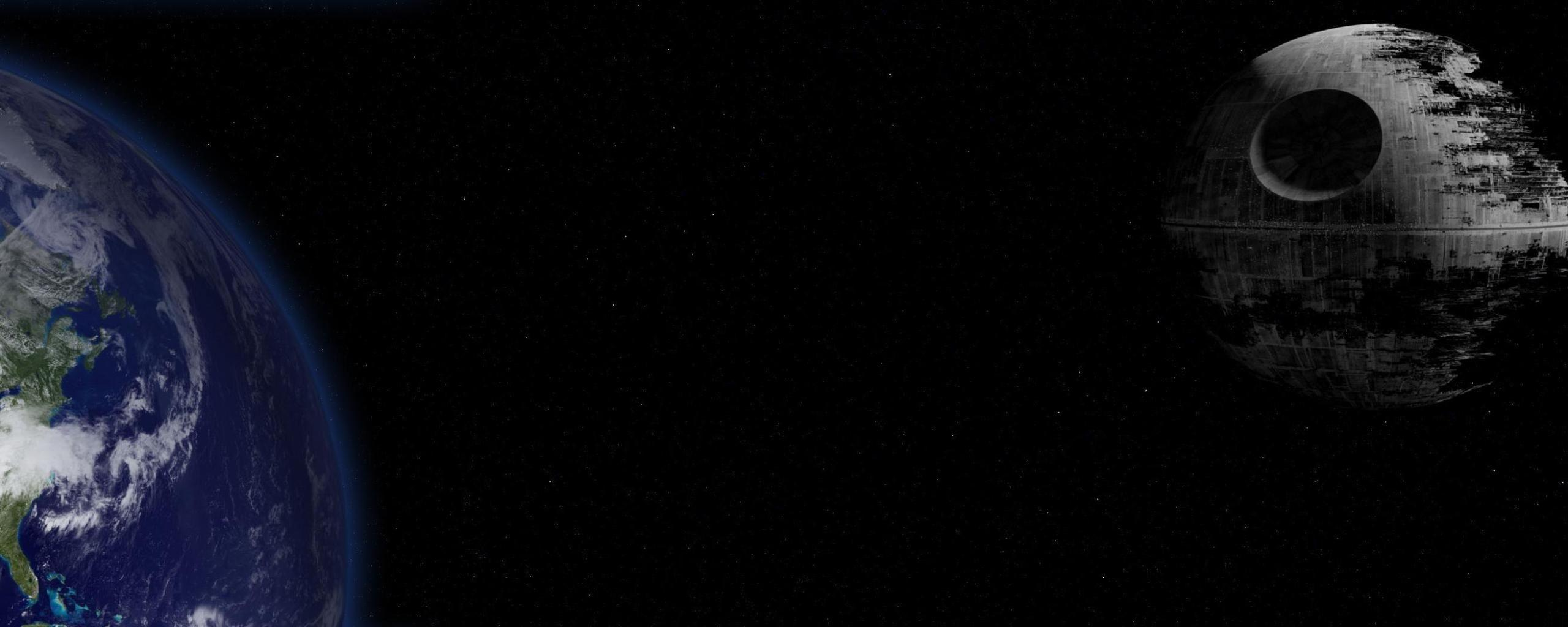 4k Death Star Wallpaper Photo Star Wars Space Death Star