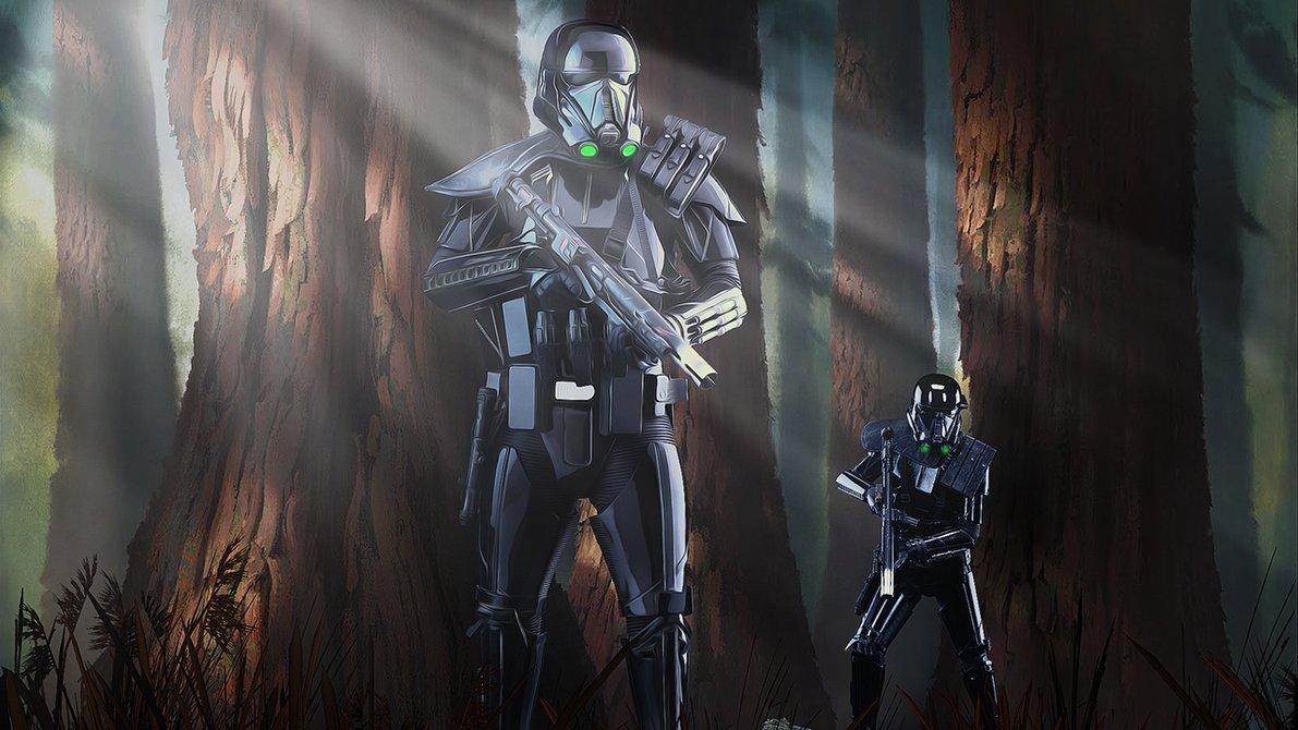 Cool Death Trooper Fan Art Wallpaper 50 Star Wars Galaxies