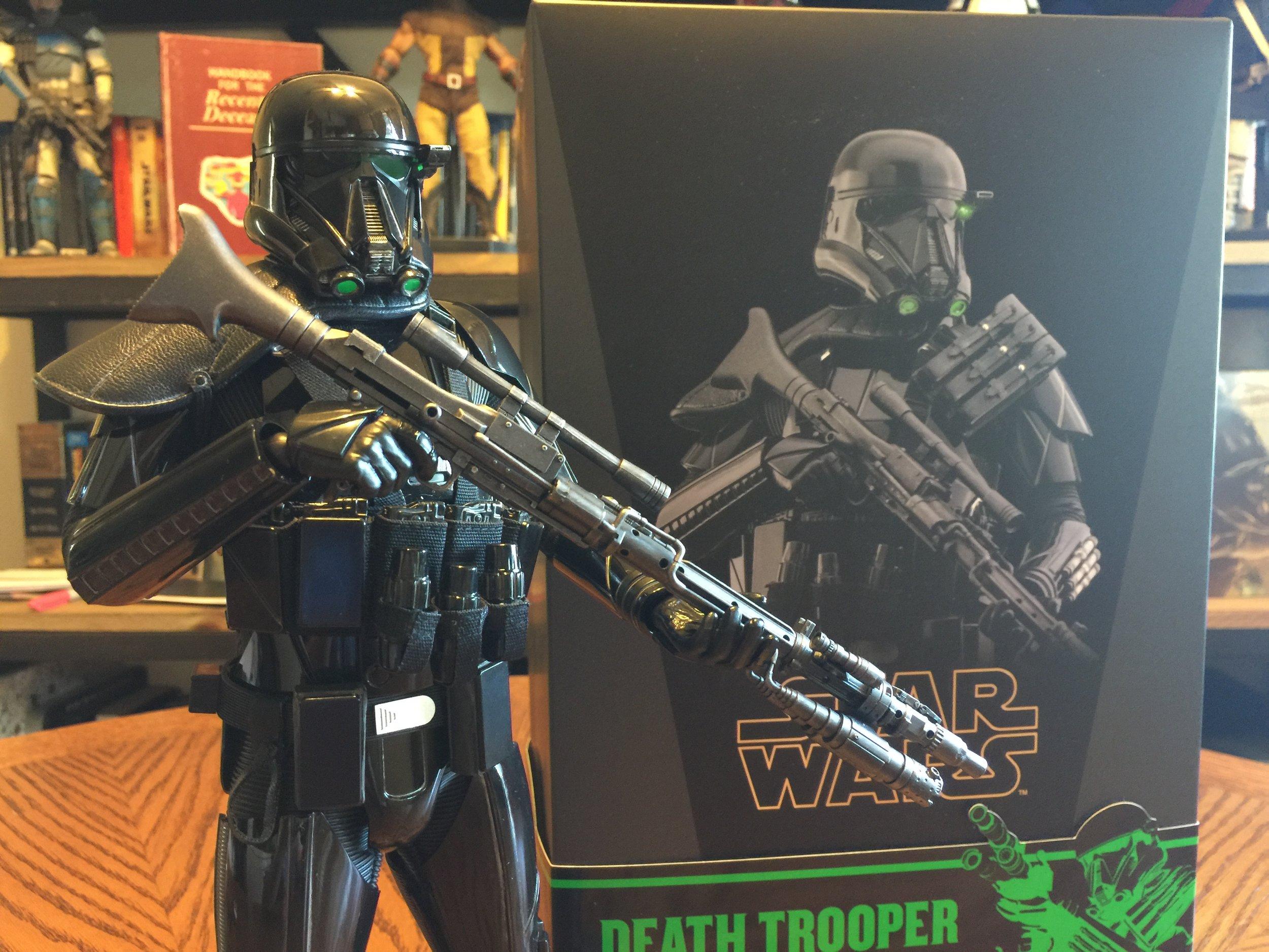 Deathtrooper Wallpaper Posted By Ryan Peltier
