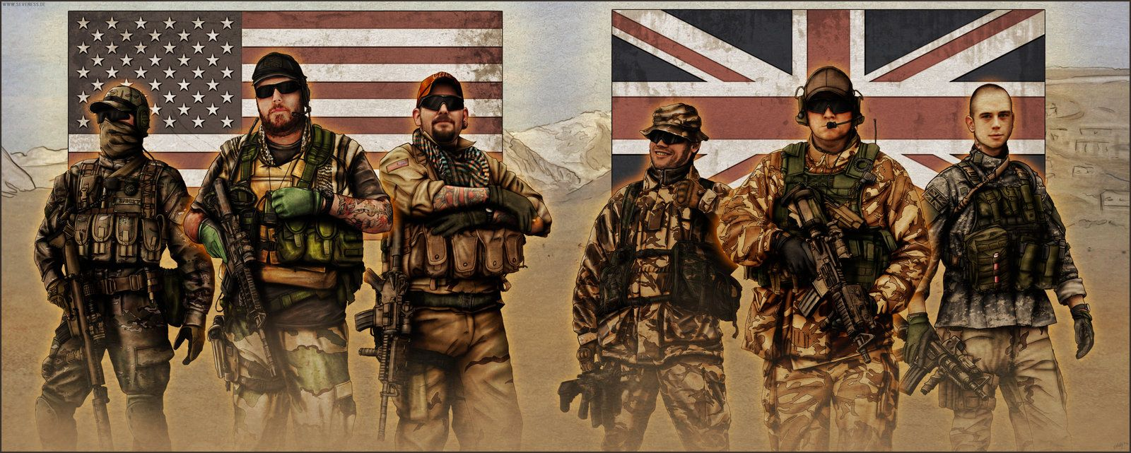 Delta Force Wallpaper Posted By Samantha Anderson