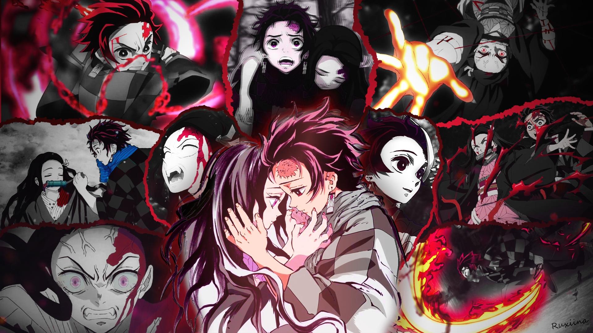 Demon Slayer Kimetsu No Yaiba Wallpaper Posted By Christopher
